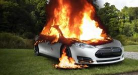 是特斯拉自燃多还是国产电动汽车自燃多?电动汽车还能买吗?