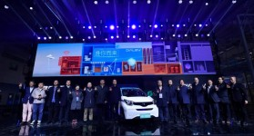 【重磅】渭南造车梦想照进现实 陕西帝亚首款车型量产下线