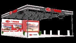 广奔框塑小微车,以颜值和品质领胜南京展
